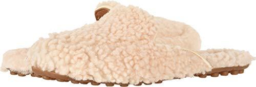 UGG Women's Lane Fluff Loafer Natural 11 B US B (M)