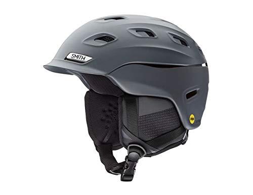 Smith Optics Vantage-Mips Adult Ski Snowmobile Helmet - Matte Charcoal/Medium