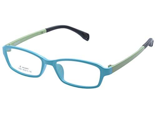 De Ding Jungen Brillenfassung Gr. L, blau