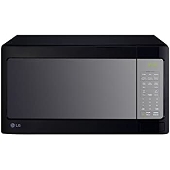 Amazon Com Lg 1 4 Cu Ft Countertop Microwave Oven With