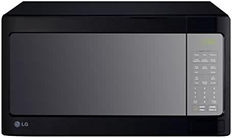 LG 1.4 Cu. Ft. Countertop Microwave Oven with EasyClean (LCS1413SB)