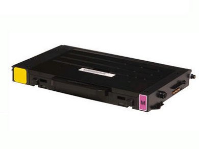 510n Printers High Yield (Samsung Toner Cartridge High Yield Magenta 5,000 Pages Atidc 5% Coverage For CLP-510/510N)