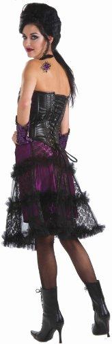 Forum Novelties Wicked Lace Crinoline, Black, One Size