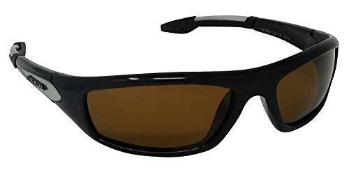 Ultimatum - Gafas de sol polarizadas, lentes de color marrón ...
