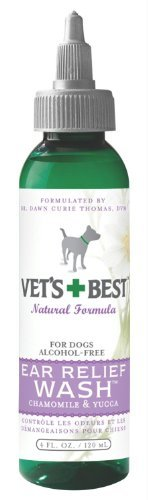 BND 210290 BRAMTON COMPANY - Vets Best Ear Relief Wash 3165810021