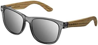Regalos Miguel - Gafas Sol - Gafas de Sol SABAI Chill - Sabai Cristal Plata - Envío Desde España: Amazon.es: Hogar