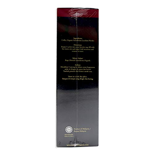 10 box Organo Gold Black Coffee FREE Express Delivery by Organo Gold (Image #1)