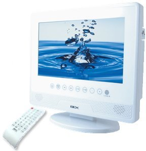 BEX waterproof Bathing TV (Seg) & DVD player 4 hours playback battery From import JPN by BEX