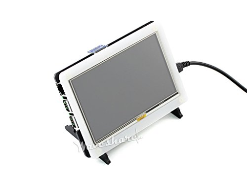 Waveshare 5inch HDMI LCD Resistive Touch Screen HDMI interfa