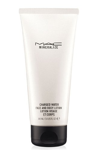 MAC Mineralize Charged Water Face & Body Lotion 100ml/3.4oz -