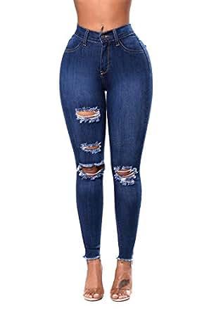 TieNew Vaquero Azul Jeans Wonder / Push Up Súper Pitillo ...