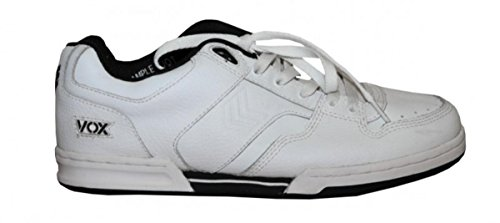 Vox Skateboard Schuhe Oyola White/Black Sneakers Shoes