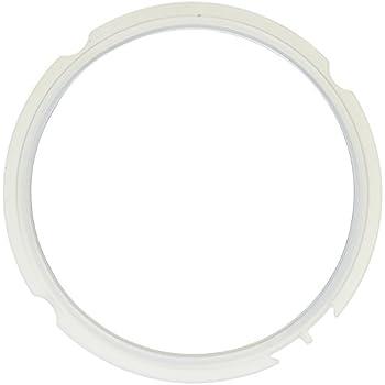 Amazon Com Genuine Instant Pot Sealing Ring Clear Mini 3