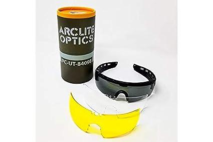 Amazon.com: ArcLite Ethos 3 - Kit de lentes amarillas ...