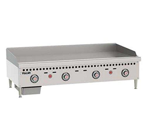 Vulcan VCRG48-T Griddle gas countertop 48