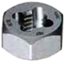 Gyros Precision Tools 92-93520 Carbon Steel Hex Rethreadi...