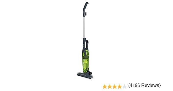 Cecotec Aspirador Ciclónico Vertical Conga Duostick Easy. Aspirador Ciclónico Vertical 2 en 1 (Escoba y de Mano Sin Bolsas, Filtro HEPA) Color negro y verde, 800 W: Amazon.es: Hogar