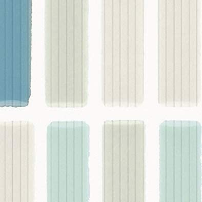 メラミン化粧板 バリエーション LJ-10166K 4x8 スリムタイル(ブルー)
