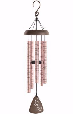 Carson Wind Chime-Sonnet-Amazing Grace-Rose Gold (30