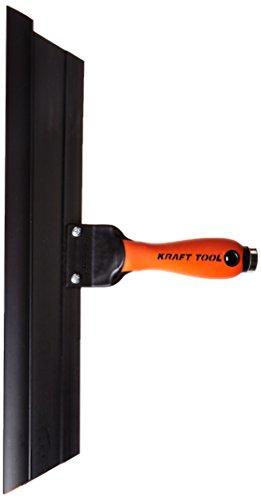 Kraft Tool Co. GG244 Kraft Tool  18-Inch Squeegee Trowel - Rubber Trowel