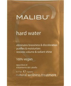 Malibu C Hard Water Weekly Demineralizer - 1 Packet by Malibu Wellness