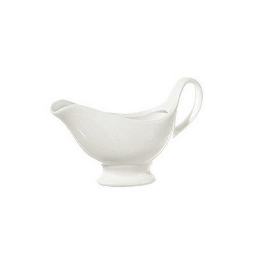 La Porcellana Bianca Menage Classic Gravy Boat, Set of 2, 5 oz