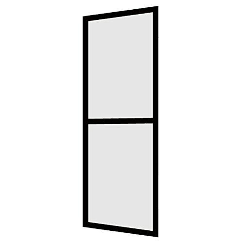 LIXIL 網戸 オーダーサイズ テラス用 4枚建用2枚セット 巾800-899mm(1枚あたり) 高さ1522-1899mm(1枚あたり) 範囲内の指定サイズ製作 B00N0PZTEE 13469  グレーネット