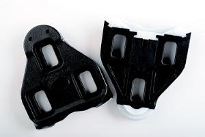 Look Delta Bi-Material Cleat with 9 Degree Float - Red by Look - Bi Delta Material