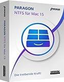 PARAGON NTFS FÜR MAC 15 (Deutsch, Englisch, Französisch, Italienisch, Spanisch) LESE- UND SCHREIBZUGRIFF auf NTFS- Laufwerke und Festplatten unter macOS garantiert!