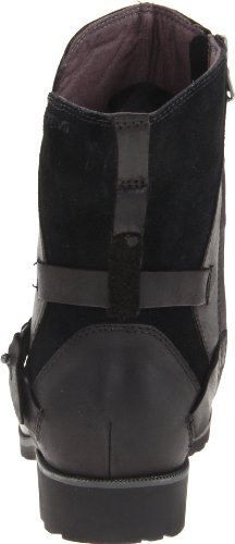 Teva Women's De La Vina Low Boot,Black,6.5 M US
