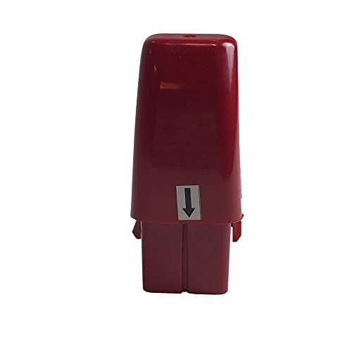 Crucial Vacuum High Capacity Red Vacuum Battery Fits Ontel Swivel Sweeper G1 & G2; Compare to Part # RU-RBG; Designed & Engineered ()