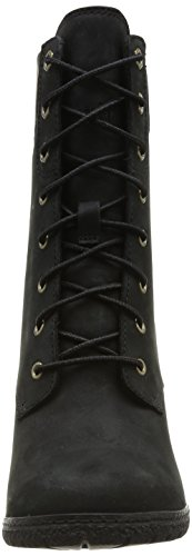 Donna Nero Glancy Collo EK Scarpe 6in Alto a Timberland BWpxv0w8qn