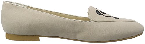 Neefs Embroidered Shoes, Scarpe Stringate Donna beige