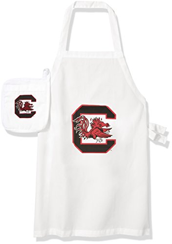 Sports Coverage NCAA South Carolina Fighting Gamecocks Tail Gate Kit Apron & Mitt