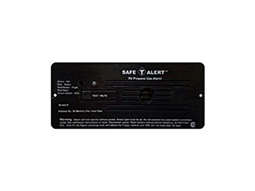 - Safe T Alert RV Trailer Classic Lp Gas Alarm Flush Mount Black 30-442-P-BL