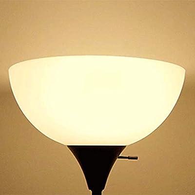Global Value Lighting FG-03174 Bulk LED Light Bulbs, 3-Pack, Soft White