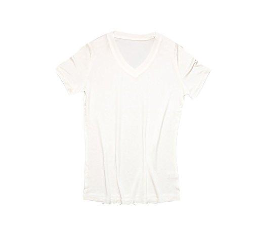 Para Blanco Lsharon Lsharon Blanco Mujer Mujer Camiseta Para Camiseta  Lsharon dUwx7dz 8146cbedd2b8d