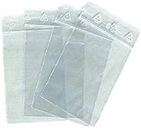 LOT 100  sachets pochette plastique zip 50x180  longs