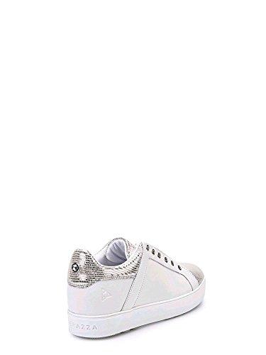 Donna Apepazza Bianco argento 41 RSW05 Pazza Ape 35 Sneakers EvqvFw4