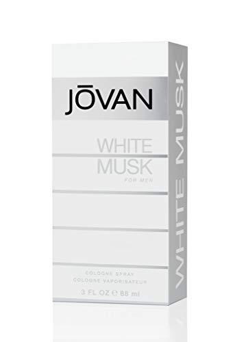 (Jovan White Musk by Jovan for Men - 3 Ounce EDC Spray)