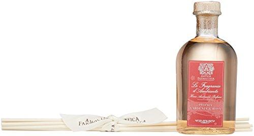 Antica Farmacista Home Ambiance Diffuser, Peonia, Gardenia & Rosa, 250 ml. by Antica Farmacista