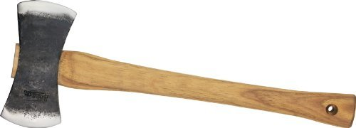 Marbles Outdoors Knives 700DB Double Bit Axe with American Hickory Handles by Marbles