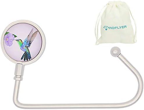 Handbag Table Hook Hummingbird Purse Hanger Owl Bird Decor Handbag Bag Table Holder