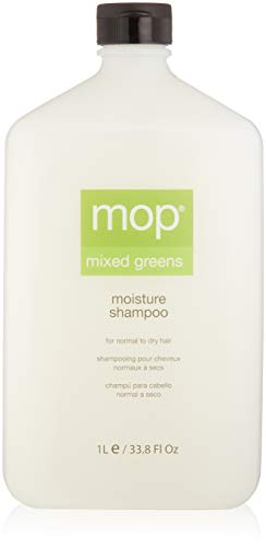 MOP Mixed Greens Moisture Shampoo, Fresh, 33.8 fl. oz.