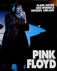 Le Livre du Pink Floyd par Alain Dister