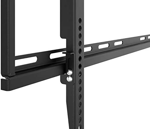 Goobay 49742 Wall Mount 75 Inch Extra Flat Bracket for Large TVs from 43 to 100 Inches up to 75 kg Max. VESA 800 x 400
