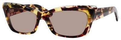 Yves Saint Laurent 6337/S Sunglasses Light Havana / - Havana Ysl Sunglasses
