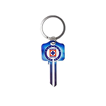 Amazon.com: Keychain C.P. CRUZ AZUL KEY: Everything Else