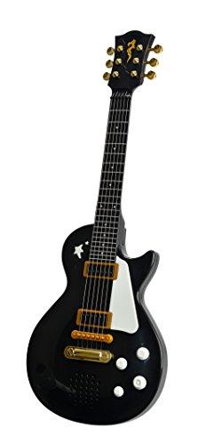 Simba 106837110 - My Music World Rockgitarre 56cm, 2-sort.