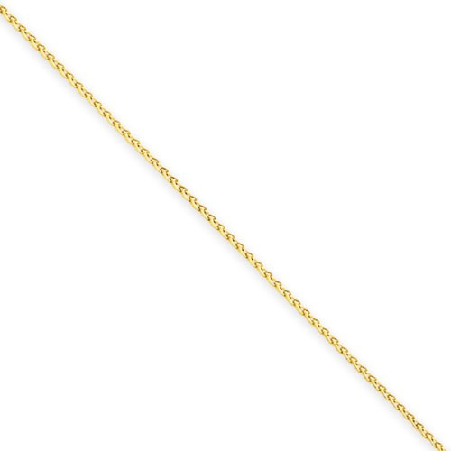 0.8mm 14k Yellow Gold Diamond
